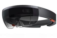 [ACG字幕]微软 HoloLens 视野范围介绍