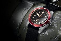 Tudor Heritage Black Bay 帝舵神秘海湾入手