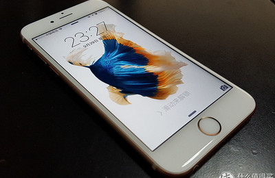 iPhone 6S 64G 玫瑰金 48小时 使用感受,外加与S6对比