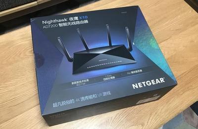 来自「未来」的家用路由器,网件R9000全面评测