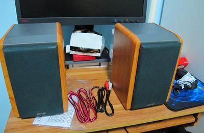 关于漫步者R1000BT音箱的体验:入门足矣
