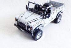 LEGO MOC Land Rover Defender 110 路虎卫士 110