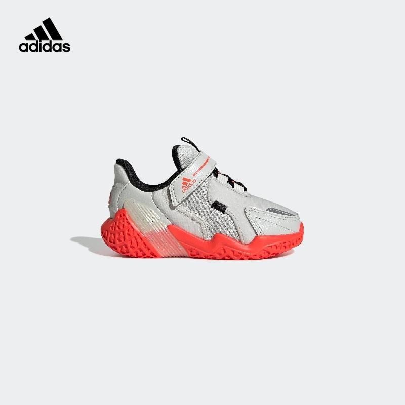 阿迪达斯官网 adidas 4UTURE RNR EL I 婴童跑步运动鞋EG1772,降价幅度22.6%