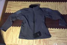 ARC'TERYX 始祖鸟Leaf Drac Jacket 男款软壳 开箱+对比体验