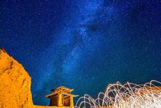 国庆第二天的几张星空摄影作品
