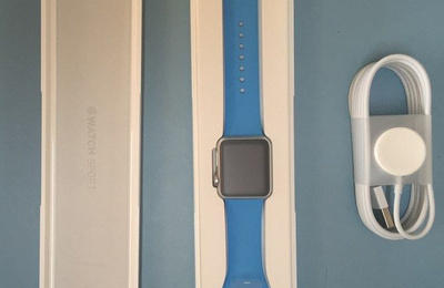 Apple Watch 跑者初体验