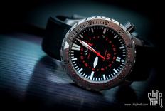 我的潜艇级腕表:Sinn U2