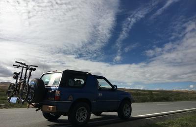 新疆环游(33天,16000公里)