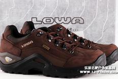 Lowa Renegade GTX LO低帮徒步鞋的穿着体验评测报告