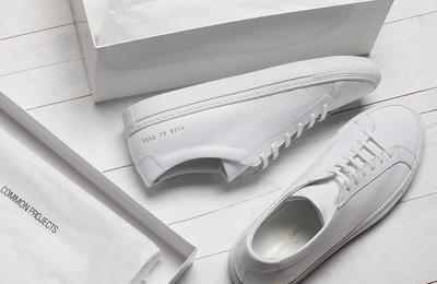 小白鞋的另一种选择——Common Projects