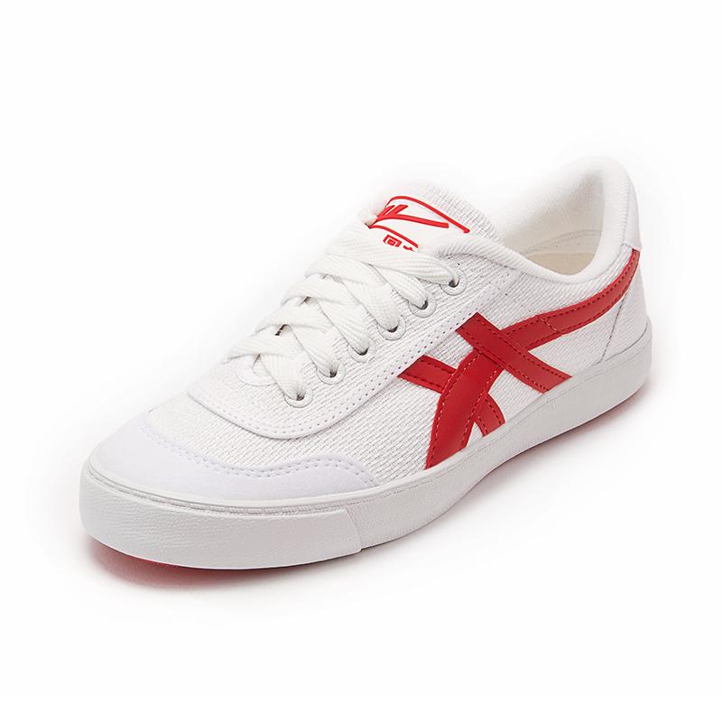回力官方旗艦店 正品低幫帆布鞋休閑板鞋運動鞋男女鞋 WXY-A339J *2件
