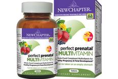 美国 New Chapter新章孕妇综合维生素营养复合多维备孕专用 270片