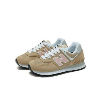 柔軟舒適,毫無色差,尺寸標準。New Balance NB官方女鞋休閑鞋WL574BTA舒適休閑運動鞋 WL574BTA 37,降價幅度22.8%