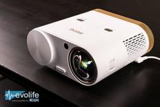 拥有明基i500投影机 一机解决大屏幕与无线音乐