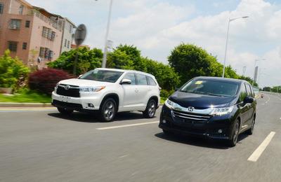 MPV和七座SUV之间到底有多大区别?