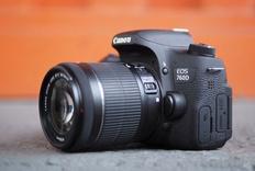 入门定位专业性能 佳能EOS 760D实拍试用