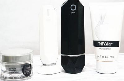 TriPollar射频美容仪stop&pose测评