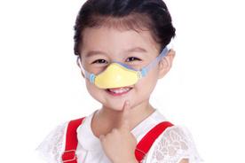 霾星人 儿童鼻用空气净化器