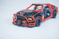 LEGO Ford Mustang Shelby GT500 乐高福特野马