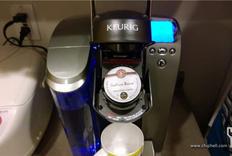 Keurig K75 Platinum 屌丝胶囊咖啡机