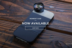 MOMENT CASE For iPhone 6 + MOMENT LENS开箱
