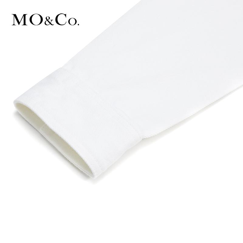 MOCO2020春季新品純棉機車流蘇牛仔外套MBO1JKT029 摩安珂,降價幅度20.8%