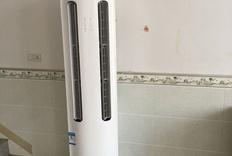 TCL圆柱柜式双贯流空调使用分享!