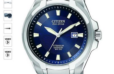 晒单:参加工作后送给老爸的第一份薄礼西铁城男士腕表
