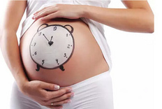 yo妈吐槽日记 · 临产前的一些症状