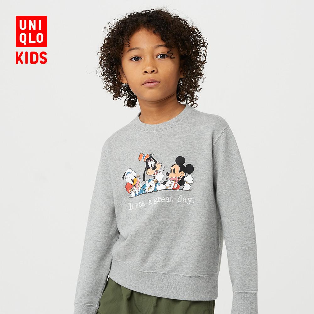 童裝/男童/女童/親子裝 (UT) DPJ運動衫 424801 優衣庫
