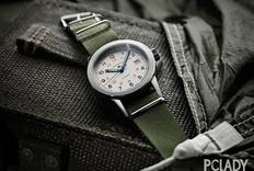 浪琴表经典复刻系列COSD军事腕表
