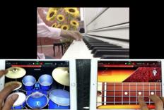【钢琴】周杰伦《告白气球》(悠悠琴韵创意钢琴+iPad演奏)
