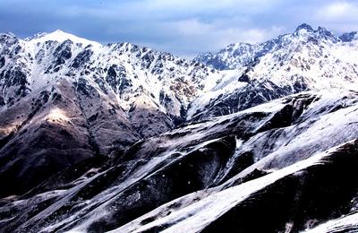 新疆北疆之行(13)雪地冰天