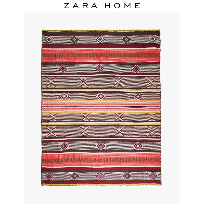 Zara Home 彩色毛毯 44659004999,降價幅度58.4%