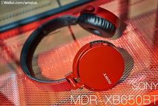 索尼耳机 MDR-XB650BT 入手体验