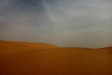 半驴的沙漠徒步攻略
