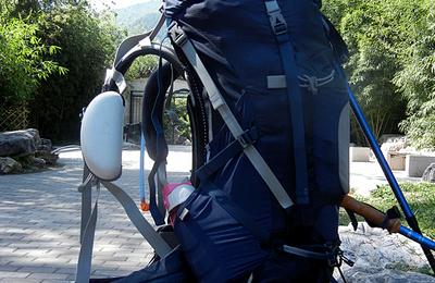 """""""小鹰""""与你户外共飞翔-Osprey Aether苍穹 60L户外背包测评报告"""