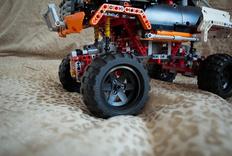 LEGO 9398 展示