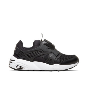 PUMA彪馬官方 男女同款運動休閑鞋 DISC BLAZE 365511 黑色-彪馬白 01 37+湊單品,降價幅度16.7%