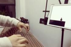 【高端玩家是这么玩八分音符酱的】#古筝#