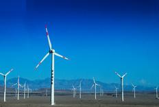 新疆北疆之行(1)风力发电