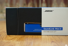 以小博大,BOSE SoundLink Mini II 开箱分享