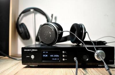 森海塞尔HD650+歌诗德A20H耳放解码一体机试听分享