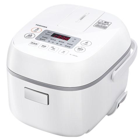 很實用,服務不錯,質量好,顏值很高,款式好看,物流快。東芝日本1.6L小電飯鍋電飯煲1-2-3人智能單人迷你家用小型多功能,降價幅度18.4%