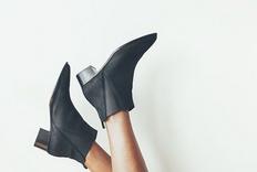 简约经典款——ACNE STUDIOS JENSEN 切尔西靴