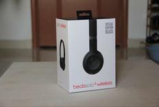 小白的Beats Solo3 Wireless无线头戴式耳机开箱