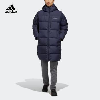 阿迪達斯官網 adidas XPLR A DWN PARK 男裝冬季戶外羽絨服EH4989 如圖 S