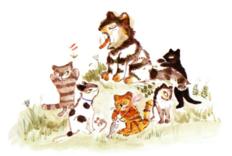 我读过的最深刻的儿童绘本—《活了100万次的猫》