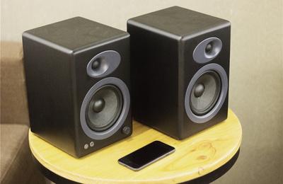 音韵出色,稳中求胜:声擎A5+有源音箱轻体验