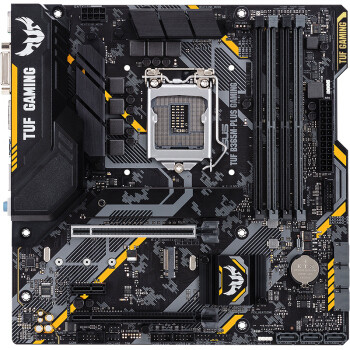 华硕(ASUS)TUF B365M-PLUS GAMING主板支持WIN7支持9400F